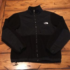 North Face Full Zip Midweight Jacket